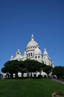 Free Sacre Coeur Stock Photo - 3052980