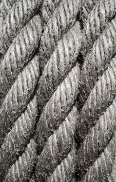 Free Boat Rope Closeup Stock Images - 3054604