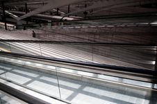 Free Escalator Royalty Free Stock Image - 3054716