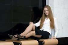 Free Businesswoman Stock Image - 3055211
