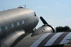 Free C-47 Transporter Stock Photo - 3056110