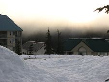Free Morning Fog Stock Photo - 3056150