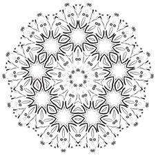 Free Abstract Vector Floral Design Stock Photos - 3057423
