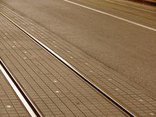 Free Train Rails Stock Photos - 3058233