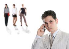 Free Success Businessman Stock Image - 3059431