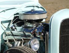 Nostalgic Old Car Stock Photos
