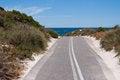 Free Rottnest Island Bike Path Royalty Free Stock Photography - 30507077