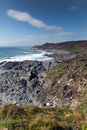 Free South West Coastal Path Woolacombe Devon Royalty Free Stock Photo - 30508205