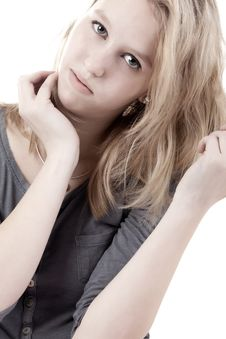 Free My Teen Beauty Stock Photography - 30502842