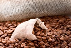 Free Roasted Coffee Beans Stock Photography - 30507352