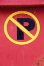 Free No Parking Royalty Free Stock Images - 30514459