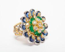 Free Diamond Ring Royalty Free Stock Image - 30515626