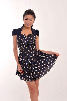 Free Oriental Women Stock Photo - 30517960