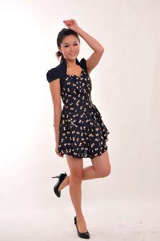 Free Oriental Women Royalty Free Stock Image - 30517966
