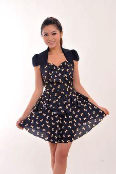 Free Oriental Women Stock Images - 30517984