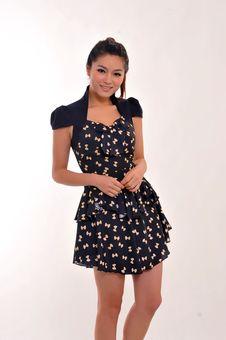 Free Oriental Women Royalty Free Stock Image - 30517986