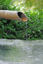 Free Japanese Bamboo Fountain Stock Images - 30521154