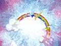 Free Colorful Grunge Rainbow Background Stock Image - 30529901