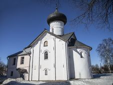 Free Church Of Simeon The Godreceiver Royalty Free Stock Photos - 30521698