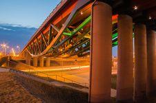 Free Gerosios Vilties Viaduct In Vilnius Royalty Free Stock Photos - 30527968
