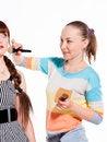 Free Professional Make-up Stock Photos - 30537113