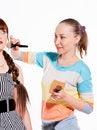 Free Professional Make-up Stock Image - 30537121