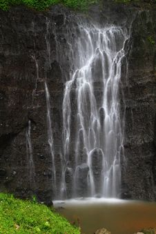 Free Waterfall In Tropical Stock Photos - 30535753