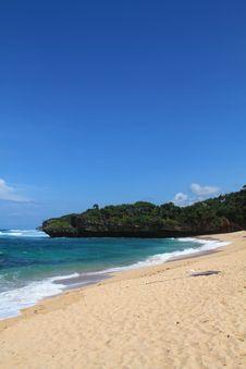 Free Generic Tropical Beach Stock Photo - 30536650