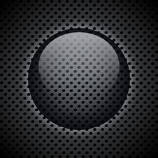 Free Metal Circular Grid Royalty Free Stock Image - 30538216