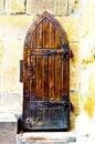 Free Medieval Church Door Royalty Free Stock Photo - 30542265