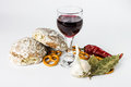 Free Wine And Spicy Flavor Royalty Free Stock Photography - 30543747