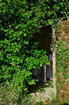 Free Abandoned Doors Stock Photos - 30541543