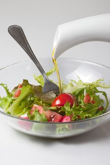 Free Mixed Salad Stock Photos - 30543873