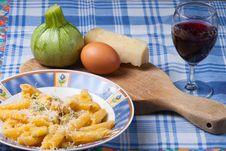 Free Pasta Carbonara Stock Photos - 30544103