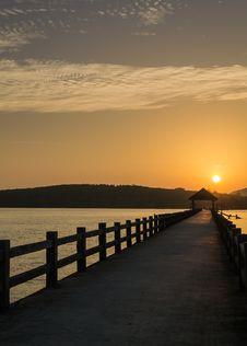 Free Leam Hin Seaport, Phuket, Thailand Royalty Free Stock Image - 30547126