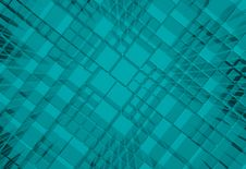 Free Steel Blue Cube Mesh Metal Plate Background Royalty Free Stock Images - 30549799