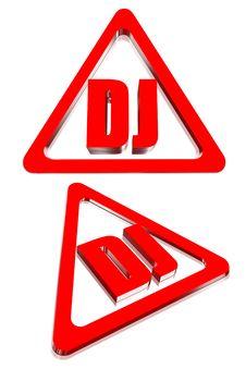 Free DJ 3D Stock Photos - 30550843