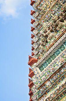 Free Wat Arun Temple Stock Images - 30558464