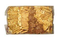 Free Broken Cookies Royalty Free Stock Photos - 30559638