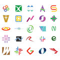Free Abstract Icons And Symbols Stock Photo - 30560120