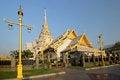 Free Thai Temple Royalty Free Stock Photos - 30568538