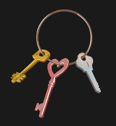Free Keys Stock Images - 30560754