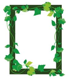 Free Leaf Frame Royalty Free Stock Photos - 30562948