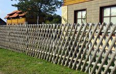 Free Wooden Fence Stock Photo - 30563480