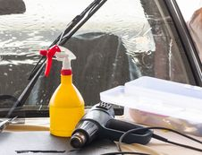 Car Wash Equipment Stock Images