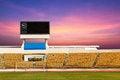 Free Stadium With Scoreboard Stock Image - 30570921