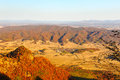 Free The Distant Mountains In Autumn Stock Photos - 30577353