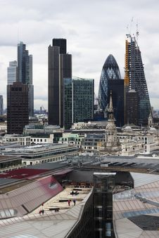 Free London Panorama Stock Image - 30572541