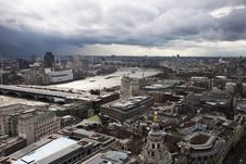 Free London Panorama Royalty Free Stock Image - 30572556