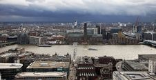 Free London Panorama Royalty Free Stock Photos - 30572578